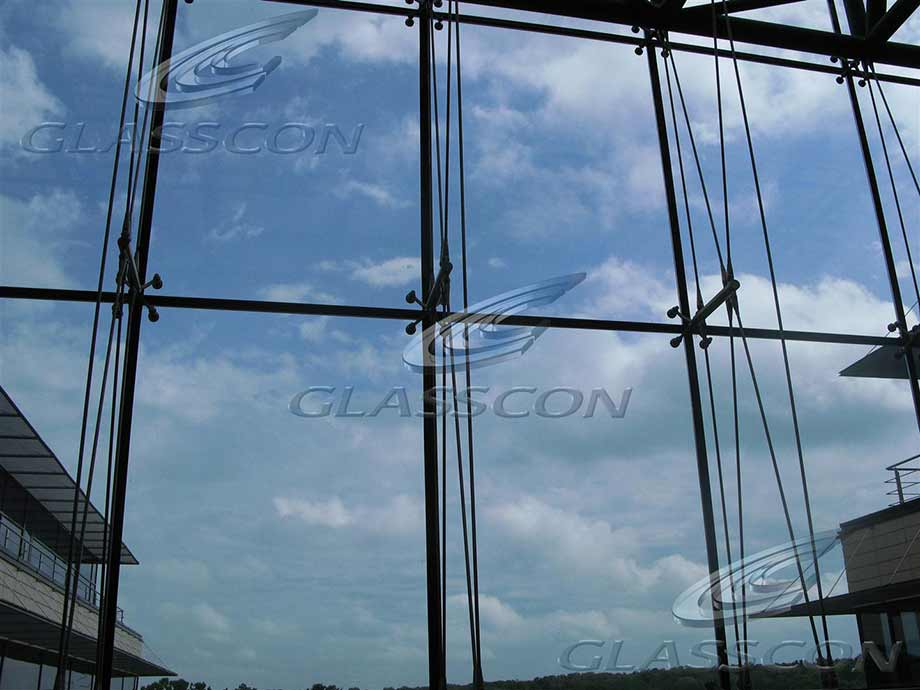 Suspended Curtain Wall : Moved permanently