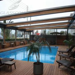 Winter Garten Solutions with integrated Solar Blinds