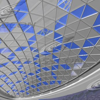 Architectural Free Form Structures