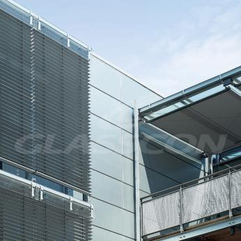 Exterior Awnings & Blinds Systems