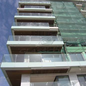 Glass Balustrades - Frameless Glass Railings