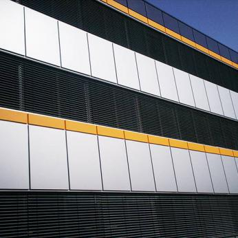 Office & Warehouse Architectural Building Envelope