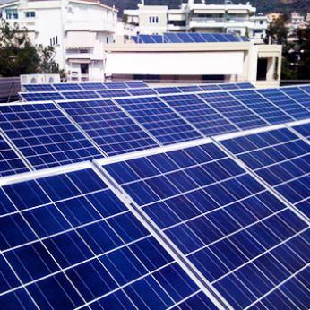 On-grid Photovoltaic System of 8 kW
