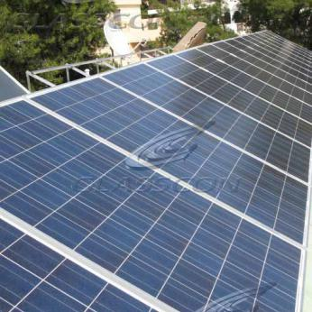 9,5 kW On-Grid Residential Photovoltaic System