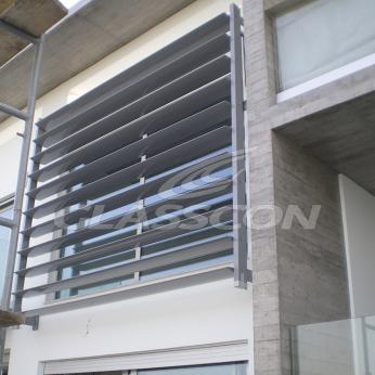 Brise Soleil with Aluminum Louvers Residential Glasscon 05.jpg