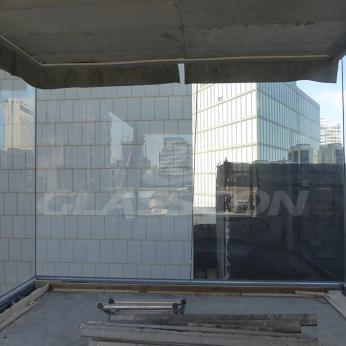 Glasscon custom oversized aluminium glass curtain wall