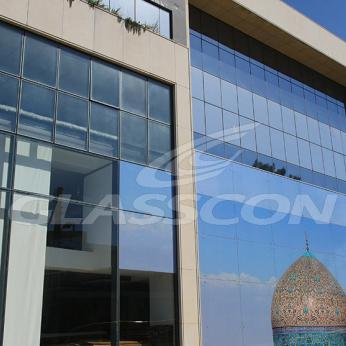 Spider Glass Curtain Wall on Steel Substructure Truss Glasscon 20.jpg