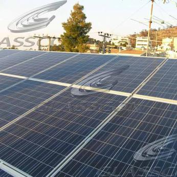 On-grid Photovoltaic System