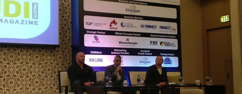The key facade design trends discussed during the 3rd Facades Design & Engineering UAE Summit