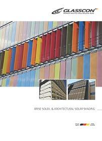 GLASSCON Brise Soleil Architectural Shading