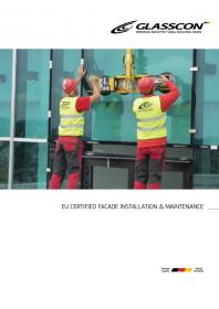 GLASSCON EU Certified Facade Installation & Maintenance