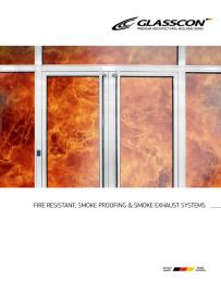 GLASSCON Fire Resistant Systems