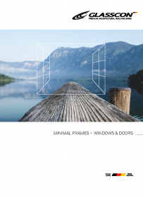 GLASSCON Minimal Frames - Windows & Doors